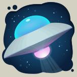 UFO Sheep